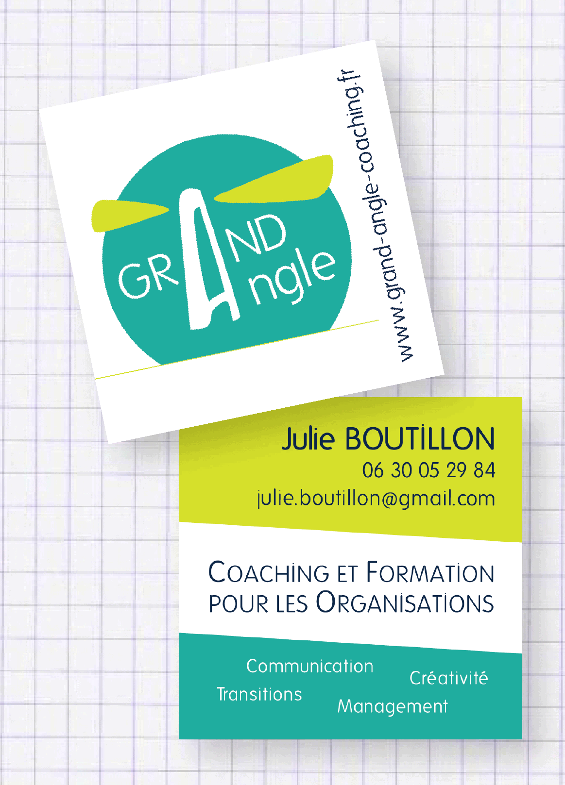 Grand Angle - Coaching // Julie Boutillon